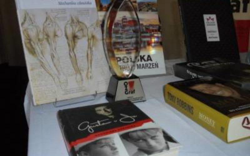 OZGraf uhonorował najlepsze książki spośród wydrukowanych w swoich zakładach w minionym roku