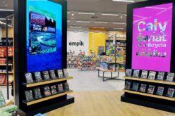 Kiedy technologia spotyka się z kulturą… – otwarcie najnowocześniejszego salonu Empik
