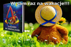 Zabawki na wakacjach – letnia oferta Psychoskok dla dzieci