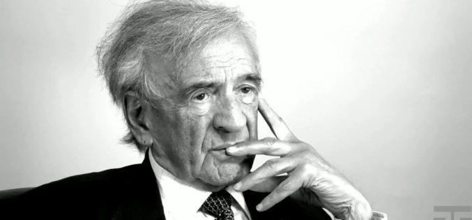 Nie żyje Elie Wiesel