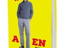 """""""Woody Allen. Wywiady"""" książka nadchodzi wraz z premierą jego nowego filmu"""