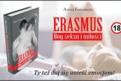 Erasmus – Bóg seksu i miłości – poleca Wydawnictwo Psychoskok