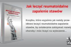 Wydawnictwo Psychoskok poleca -Jak leczyć reumatoidalne zapalenie stawów?