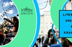 Literackie spacery po Krakowie