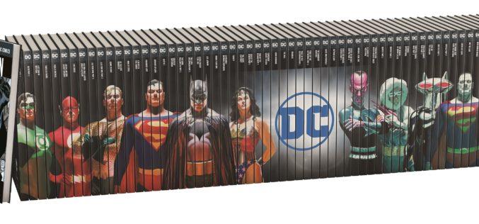 """""""Wielka Kolekcja Komiksów DC Comics"""" w salonikach Kolportera"""