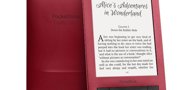 PocketBook Touch Lux 3 Ruby Red
