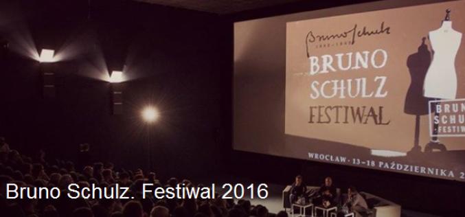 Dziś rozpoczyna się 5. edycja Bruno Schulz. Festiwal