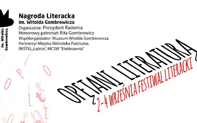 """Opętani Literaturą"" w Radomiu"