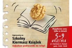 Szkolny Kiermasz Książek Wydawnictwa Świętego Wojciech