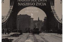 """Nowa książka Marka Hłasko """"Najlepsze lata naszego życia"""" we wrześniu"""