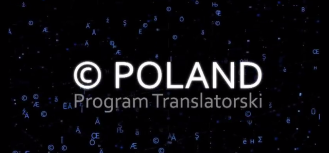 Program Translatorski ©POLAND: wyniki I naboru