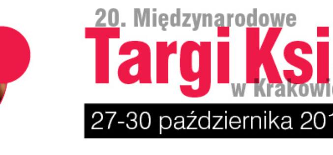 Wirtualny Wydawca Patronem Medialnym 20. Międzynarodowych Targów Książki w Krakowie