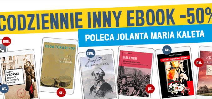 Jolanta Maria Kaleta poleca czytelnikom – sprawdź już teraz!