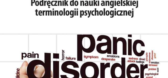 Podręcznik do nauki angielskiej terminologii psychologicznej
