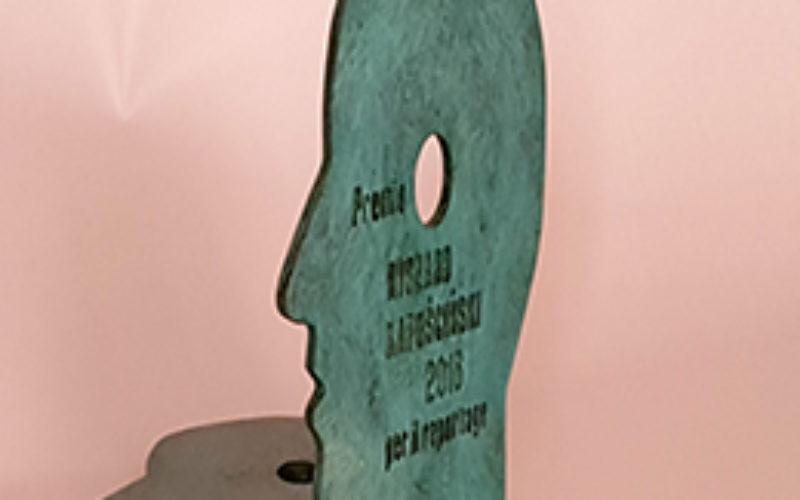 Wojciech Tochman Laureatem tegorocznej edycji nagrody imienia Ryszarda Kapuścińskiego w Rzymie
