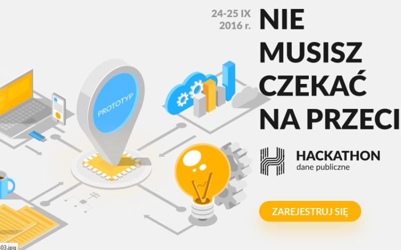 Hackathon danych publicznych w Bibliotece Narodowej