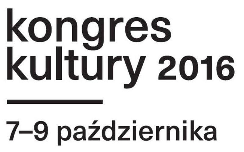Kongres Kultury 2016