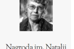 Nagroda im. Natalii Gorbaniewskiej