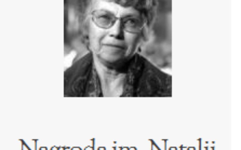 Rusza głosowanie na Nagrodę Natalii Gorbaniewskiej przyznawaną przez czytelników