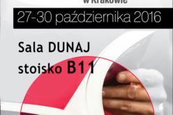 Wydawnictwo UJ na 20. Międzynarodowych Targach Książki w Krakowie