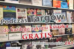 """20. Targi Książki w Krakowie na stoisku C61 – Oficyny Wydawniczej """"Impuls"""""""
