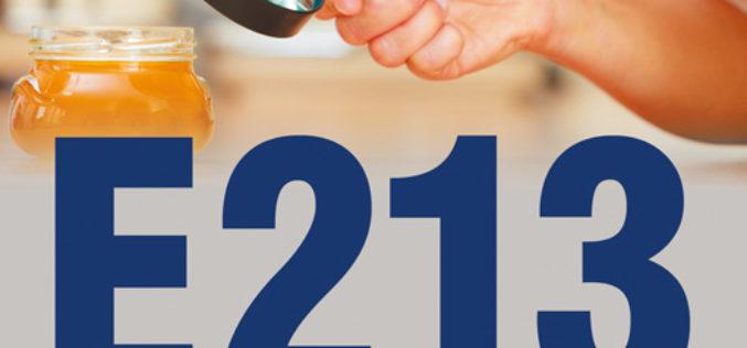E 213. Wiesz co jesz? O chemii w jedzeniu