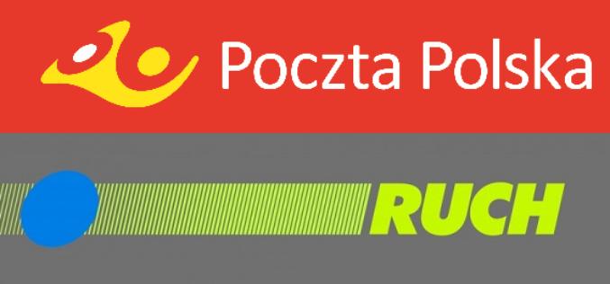 Poczta Polska: Klienci odbiorą przesyłki paczkowe w kioskach i salonikach sieci RUCH