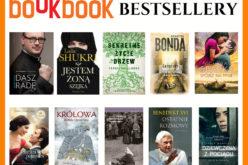Najnowsza lista bestsellerów sieci BookBook w okresie 1 – 15. 10. 2016