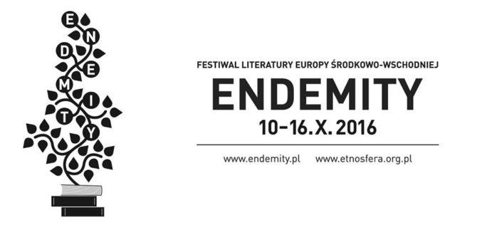 Endemity. Festiwal Literatury Europy Środkowo-Wschodniej
