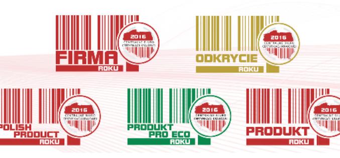 Laureaci Ogólnopolskiego Programu Firma Roku 2016