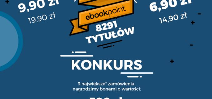 5 urodziny Ebookpoint!  [GIGA PROMOCJA]