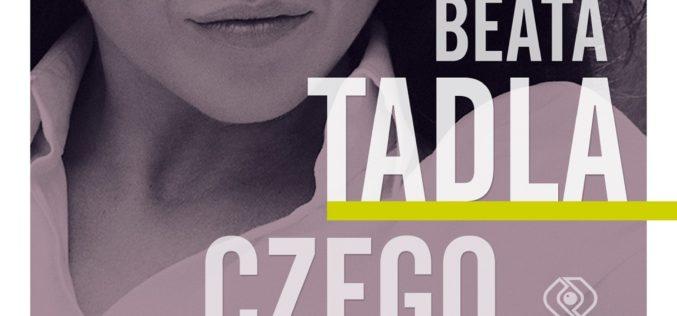 """Książka Beaty Tadli """"Czego oczy nie widzą .Opowieści z życia (poza)telewizyjnego"""""""