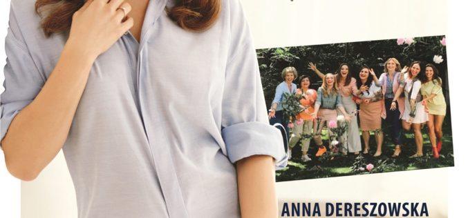 """Premiera książki """"Kochaj siebie! Ideal-nie-doskonałe"""" Anna Dereszowska i siedem niesamowitych kobiet"""