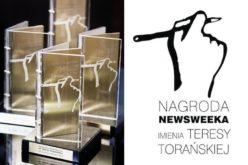 """Nagrody """"Newsweeka"""" im. Teresy Torańskiej 2016"""