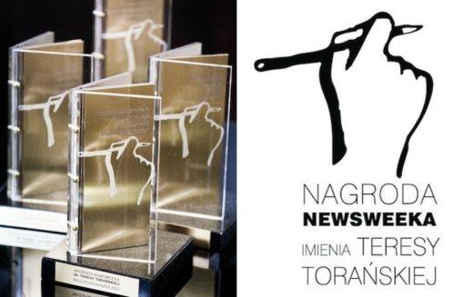 """Znamy laureatów Nagrody """"Newsweeka"""" im. Teresy Torańskiej"""