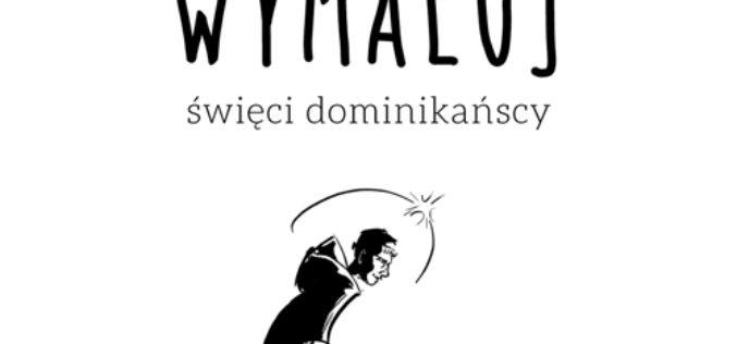 Nowość Wydawnictwa W drodze o czarno-białych świętych