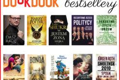 Bestsellery sieci księgarń BookBook