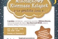 Mikołajkowy Kiermasz Książek! – zaprasza Wydawnictwo Świętego Wojciecha