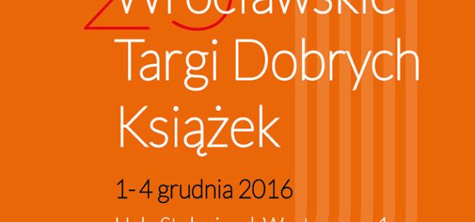 Ponad 60.000 fanów książek odwiedziło Wrocławskie Targi Dobrych Książek w Hali Stulecia