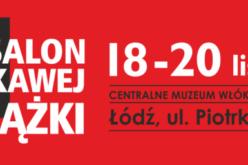 Dzisiaj, w Łodzi, zaczyna się VI Salon Ciekawej Książki.