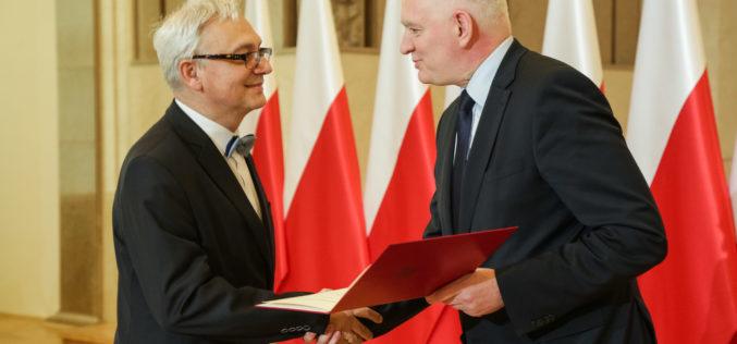 Profesor Bogusław Śliwerski otrzymał nagrodę Prezesa Rady Ministrów