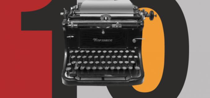 Nagroda Literacka m. st. Warszawy – 10. edycja