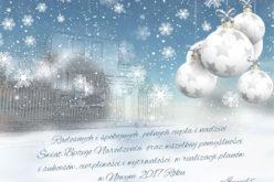 Wesołych Świąt życzy Oficyna Wydawnicza Impuls