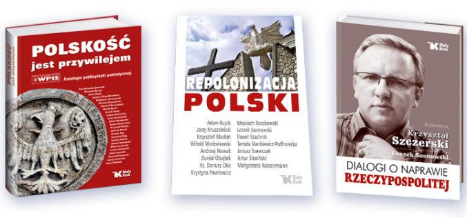 Super promocja!!! Pakiet książek patriotycznych w Białym Kruku