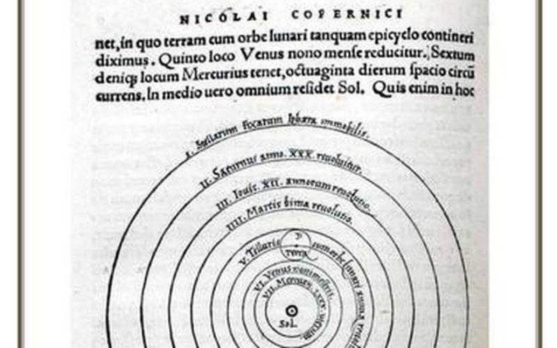 Skradziono dzieła Kopernika, Newtona i da Vinci