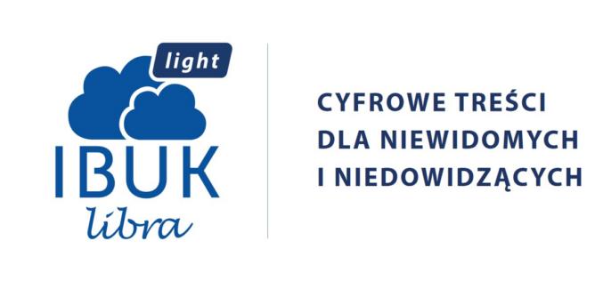 Wystartowała platforma dla niewidomych IBUK Libra Light