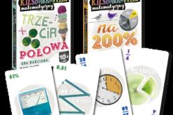 Nowość – gra karciana do nauki matematyki od wydawnictwa Edgard