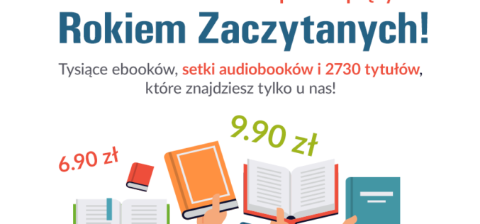 #ZACZYTANI2017 – rekordowa promocja ebookpoint.pl