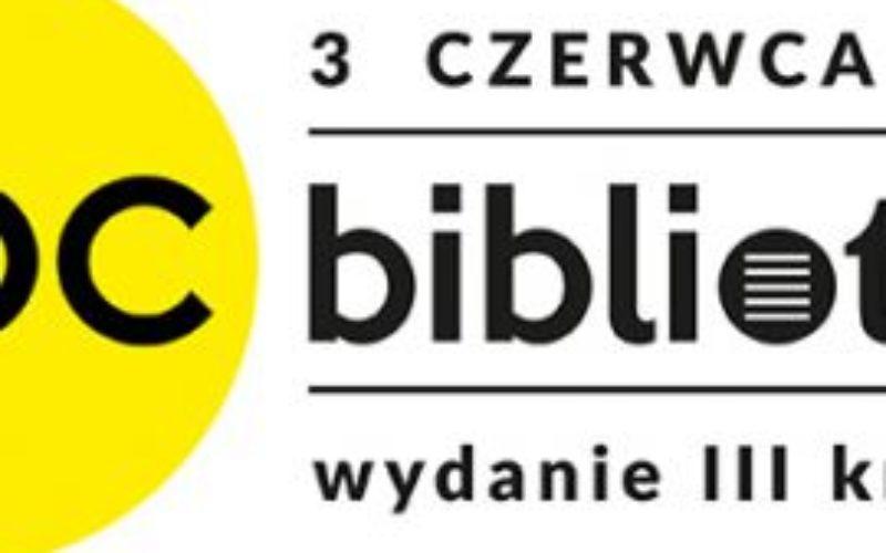 """Ruszyły zgłoszenia do """"Nocy Bibliotek 2017"""""""