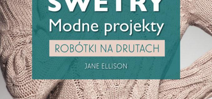 Swetry. Modne projekty
